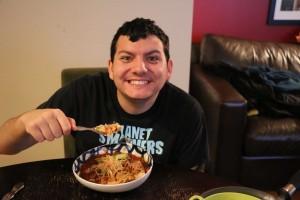danny tasting chili3